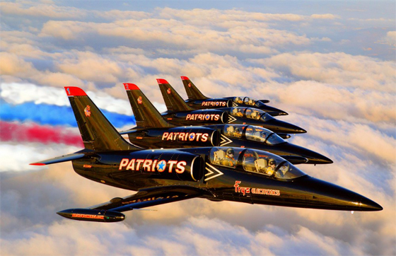 the patriots l39 albatros